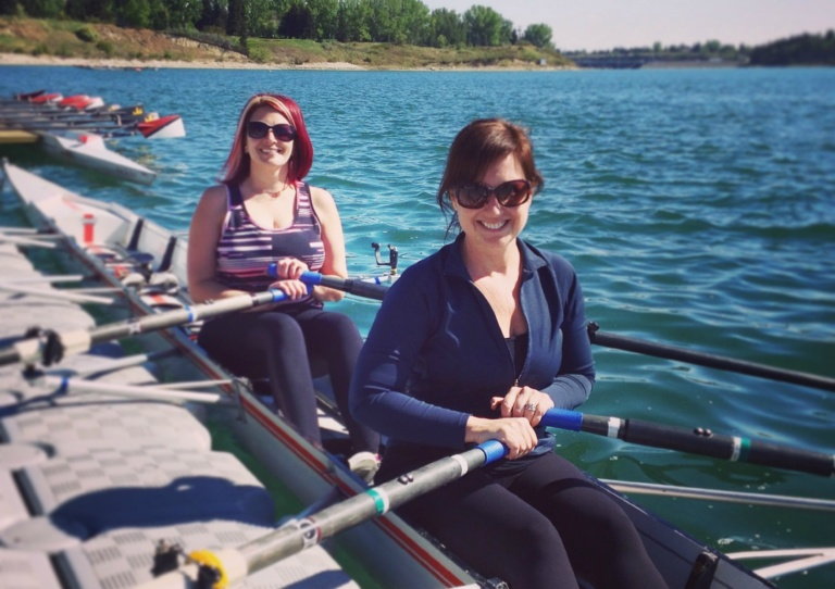 Learn to Row – A New Kind of Rocking the Boat