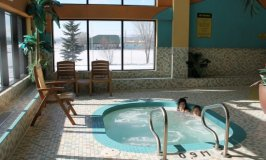 Birthday Parties at Waves Water Park in the Best Western Plus Port O' Call Hotel