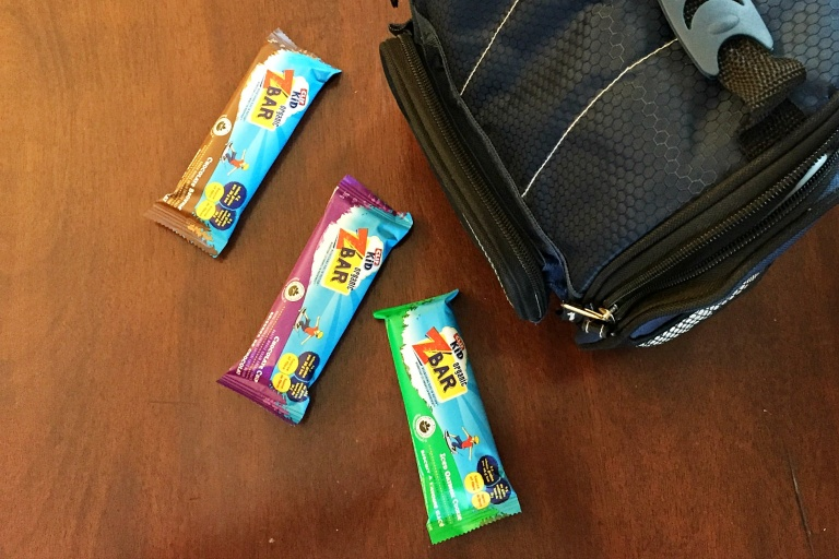 CLIF Kid Organic Zbar: A Great Snack for Active Kids
