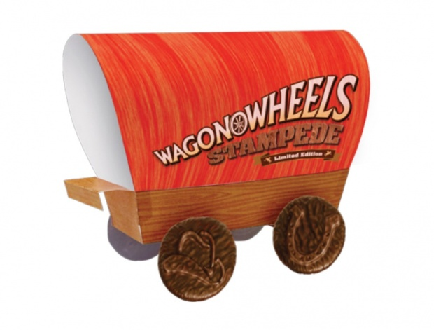Stampede Wagon Wheels Limited Edition