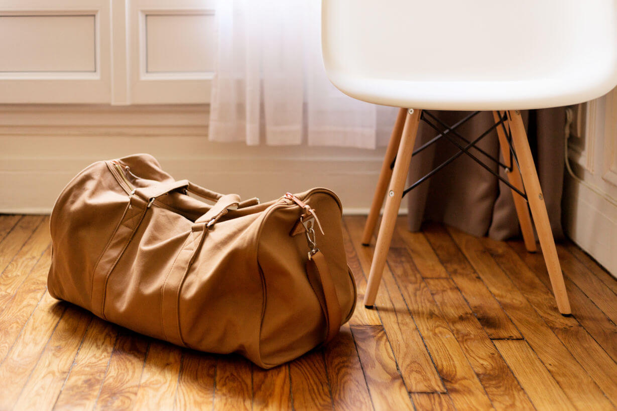 What should you leave out of your carry on bag_