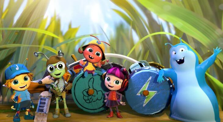 Beat Bugs On Netflix: Introducing A New Generation to the Beatles