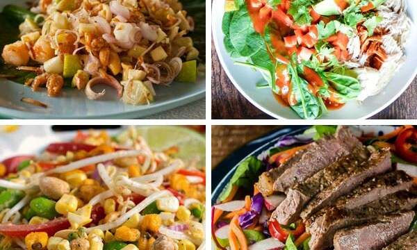 Delicious Thai Salad Recipes