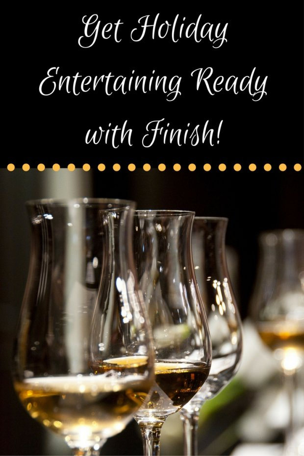 Get Holiday Entertaining Ready with Finish!