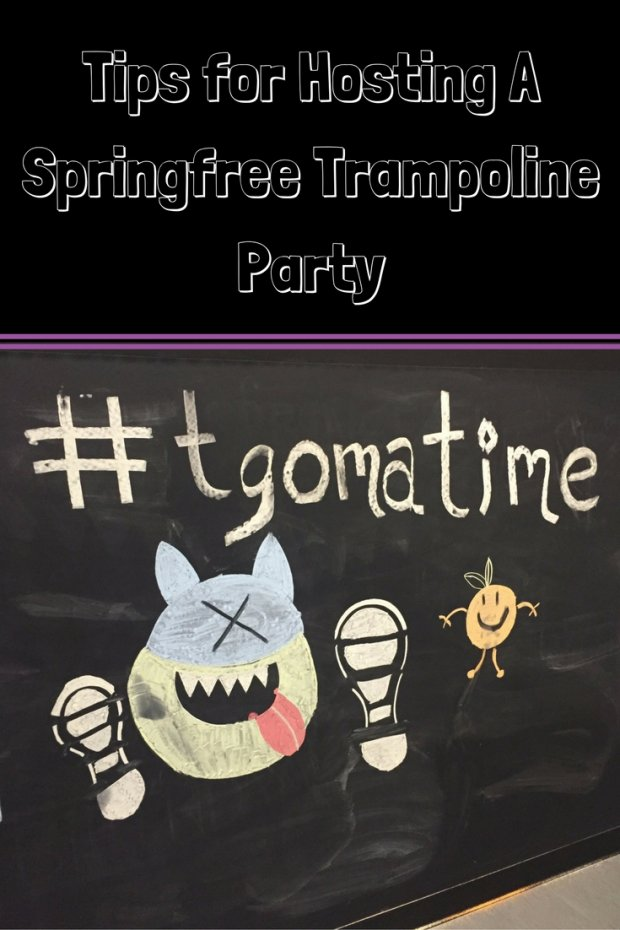 Tips for Hosting A Springfree Trampoline Party
