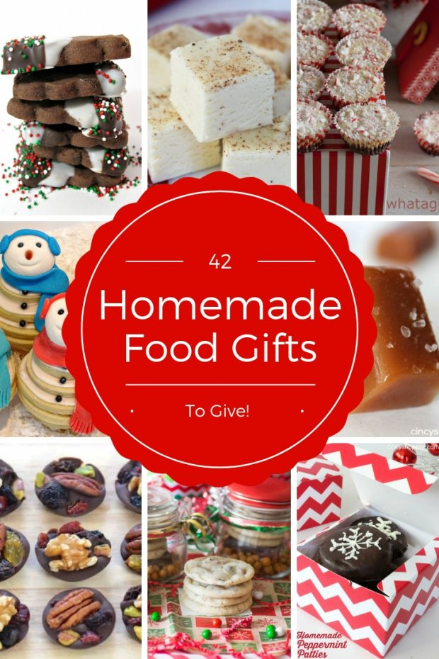 42 Homemade Food Gifts to Give