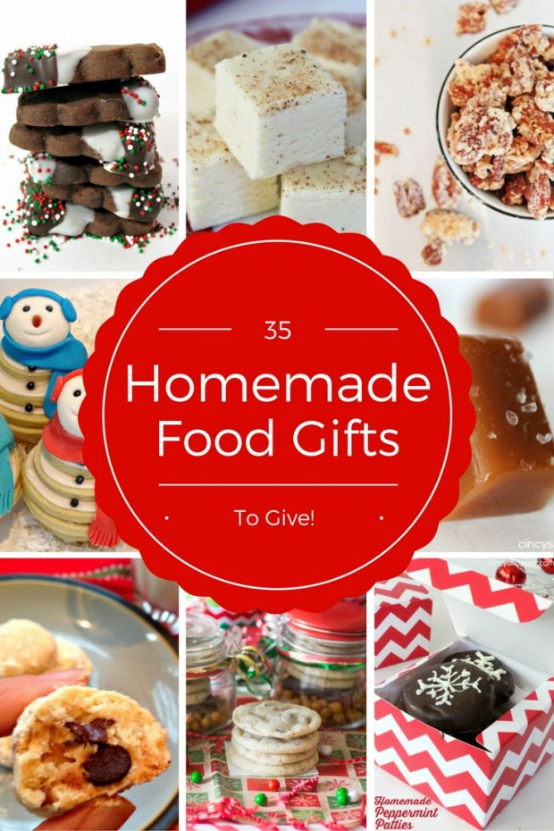 35 Of The Best Food Gifts for Christmas - Merry About Town