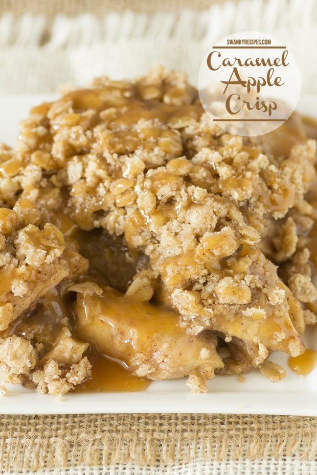caramel-apple-crisp