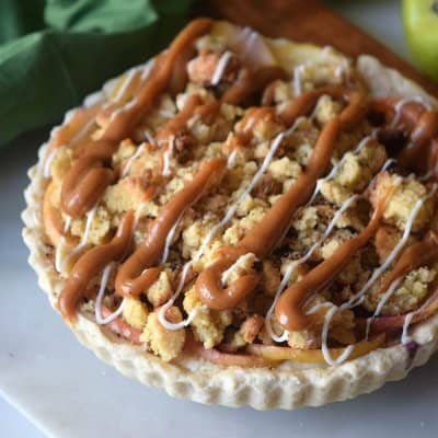 caramel-crumble-apple-pie