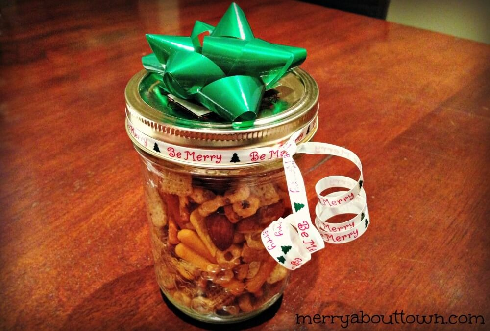 Homemade Nuts And Bolts Recipe Merry About Town