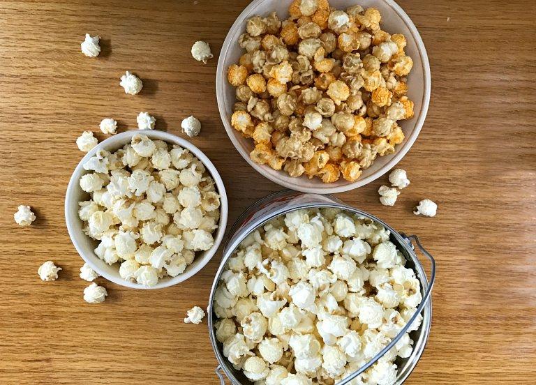 Poko Popcorn in Calgary – Perfectly Popped!