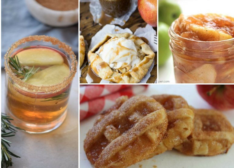 29 Fall Recipes with Apples