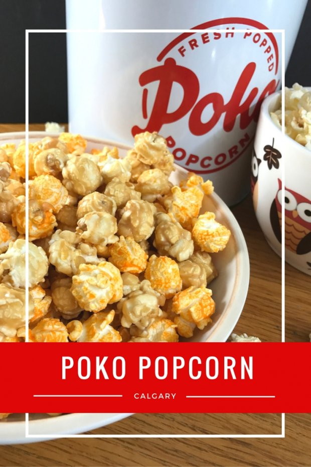 Poko Popcorn has 4 New Location in Calgary