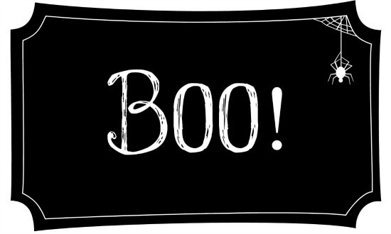 graphic relating to Halloween Printable identified as Absolutely free Halloween Printables - Great for a Celebration! - Merry