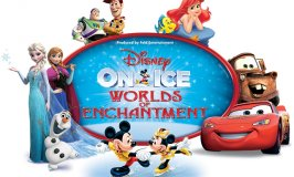A Night with Disney on Ice in Calgary