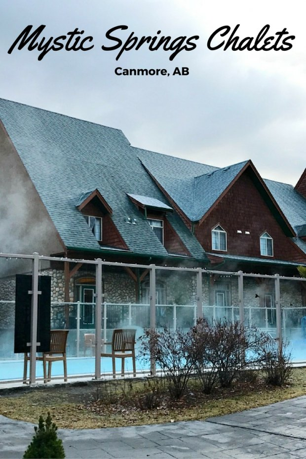 My review of Mystic Springs Chalets in Canmore, AB. A great place to stay for families or groups.