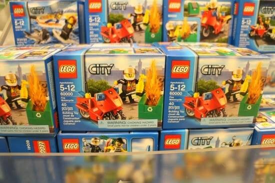 small LEGO kits