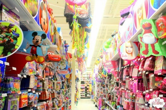 gift ideas at party city