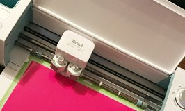 The Cricut and the Inept Crafter, Part 1