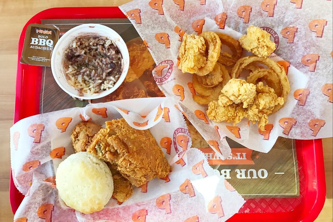 Popeye's Chicken Comes to Calgary