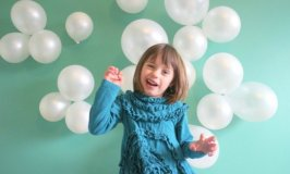 """A """"Bubbly"""" New Year's Eve Party for Kids"""