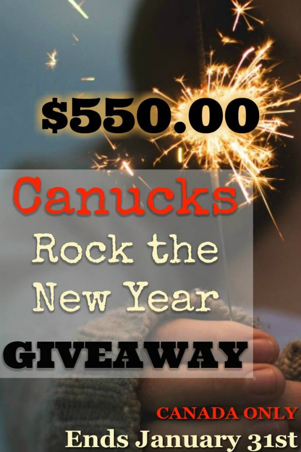 Canucks Rock The New Year Giveaway