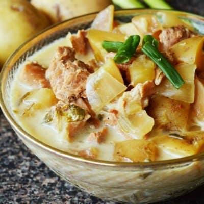 Crock Pot Chicken Stew
