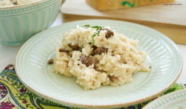 pressure-cooker-mushroom-risotto-recipe-3