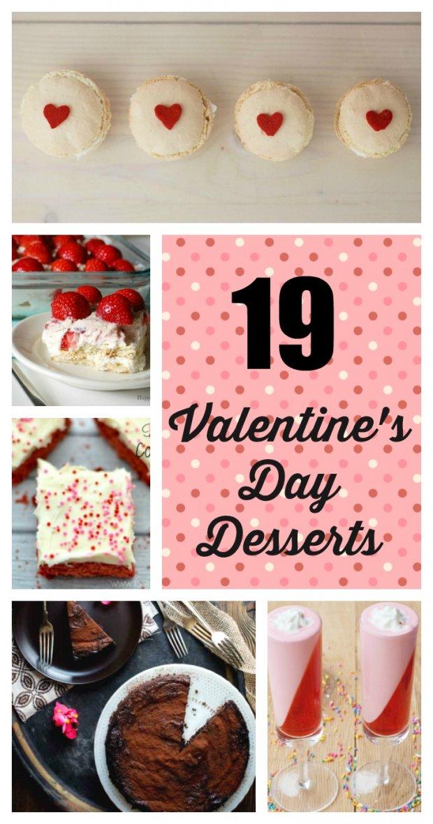 19 Valentine's Day Desserts