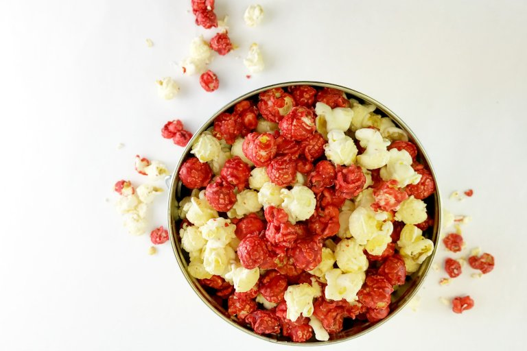 Valentine's Day POPS with Poko Popcorn with Giveaway