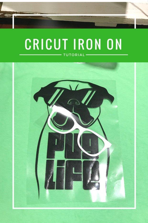 Cricut Iron On