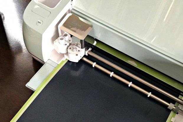 Cutting Your Cricut Iron On Vinyl