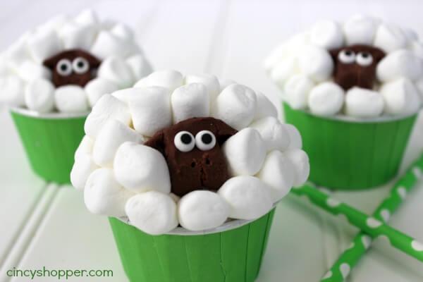 Sheep-Cupcakes-Recipe