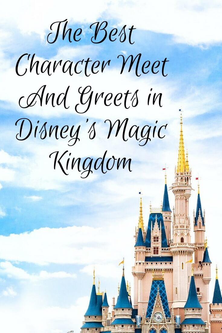 The Best Character Meet And Greets in Disney's Magic Kingdom