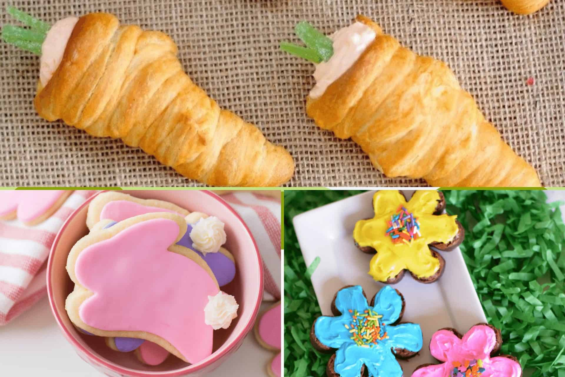90+ Cute, Delicious and Easy Easter Treats