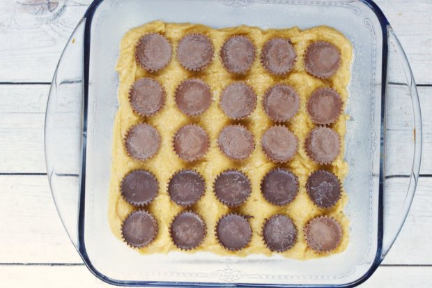 Reese's Cookie Bar Recipe