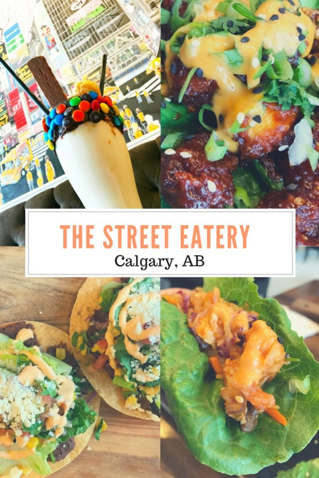 Calgary Restaurants- The Street Eatery