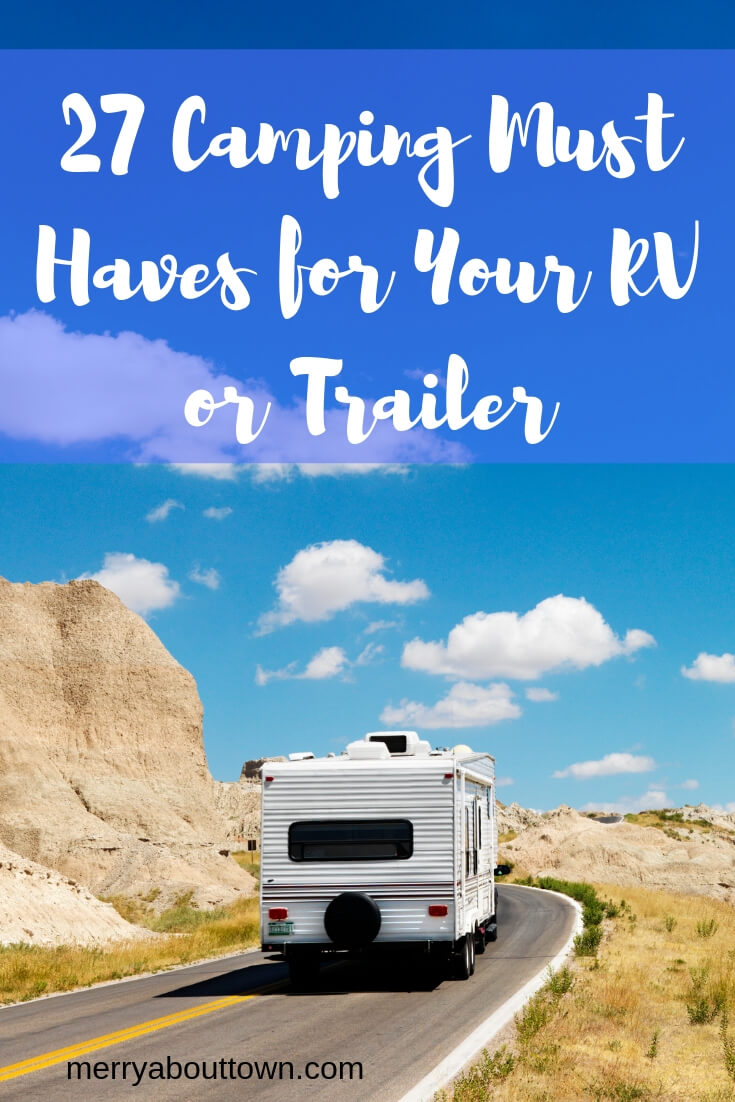 27 Camping Must Haves for Your RV or Trailer (1)