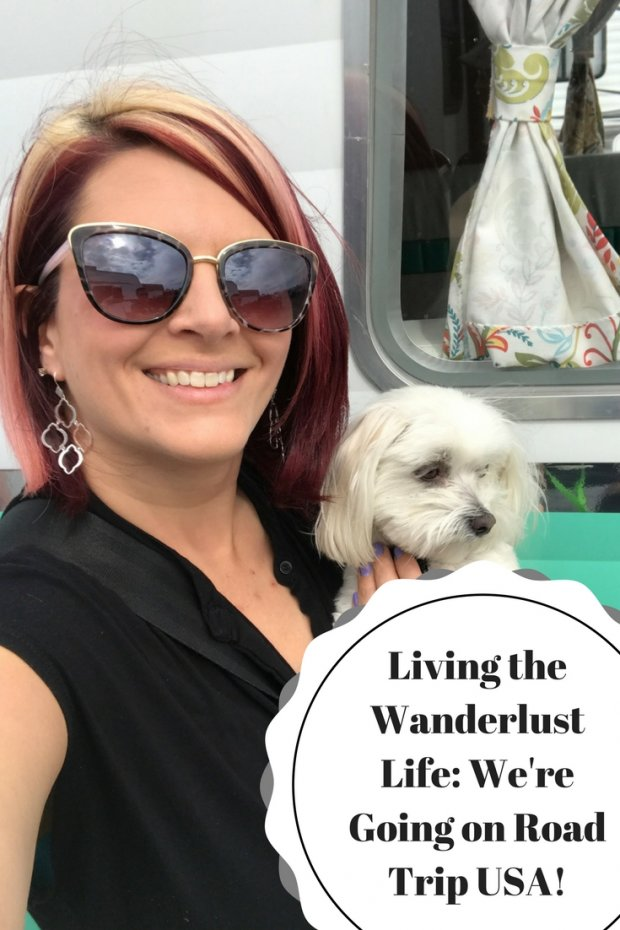 Living the Wanderlust Life: Going on Road Trip USA