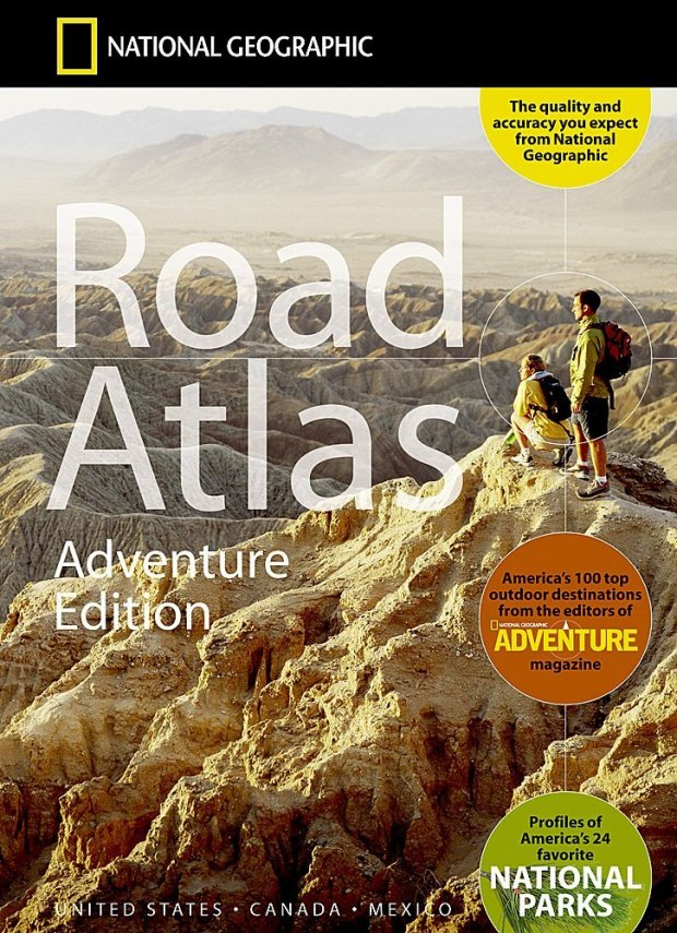 Nat Geo Road Atlas