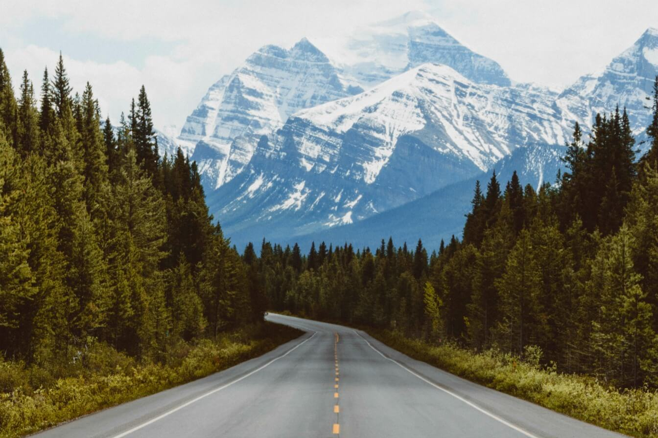 Planning a roadtrip is like nailing jello to the wall