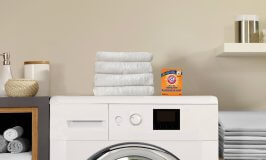 7 Arm & Hammer Baking Soda Cleaning Hacks (with Giveaway)