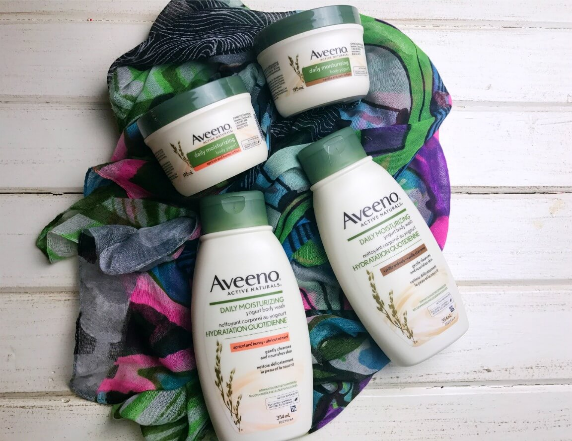 Every Day Self Care Tips with Aveeno