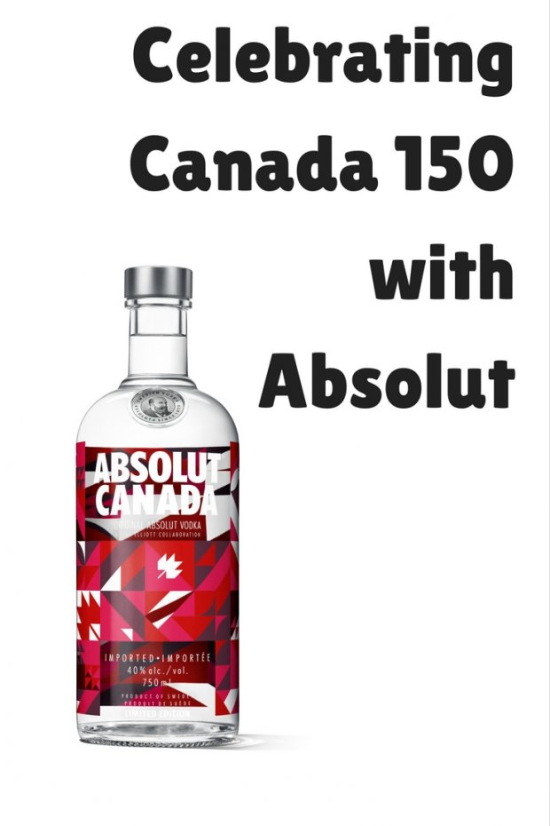Celebrating Canada 150 with Absolut