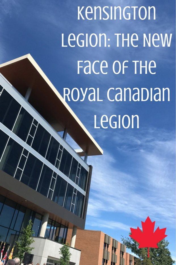 Kensington Legion- The New Face of The Royal Canadian Legion