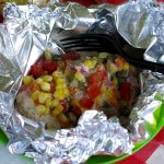 Spicy Ranch Chicken Foil Packets