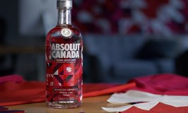 Absolut Celebrates Canada 150 with an Artistic Flair
