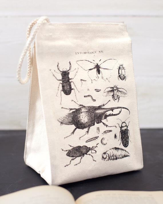 Bug Lunch Bag