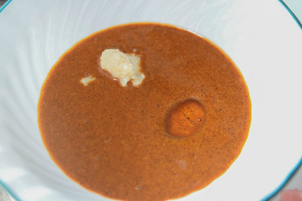 Fixing up the Satay Sauce
