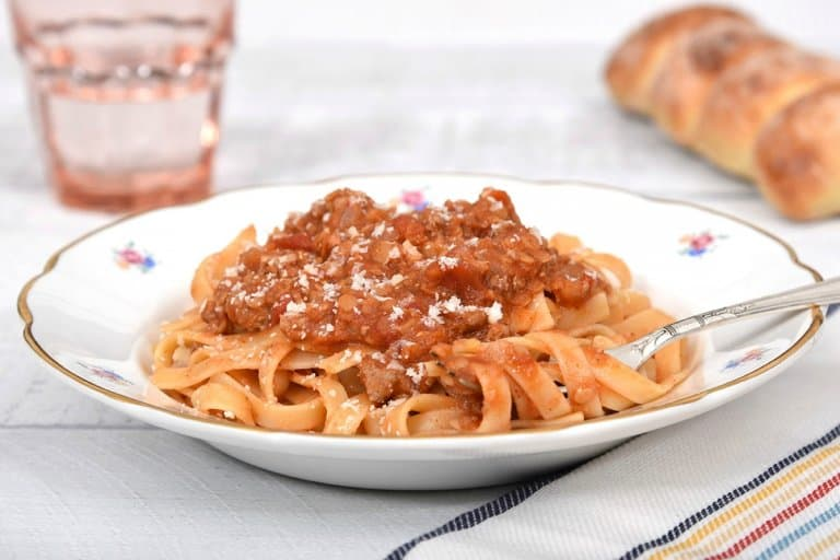 Turkey and Lentil Ragu – Back to School Recipe with Canadian Turkey and Lentils!